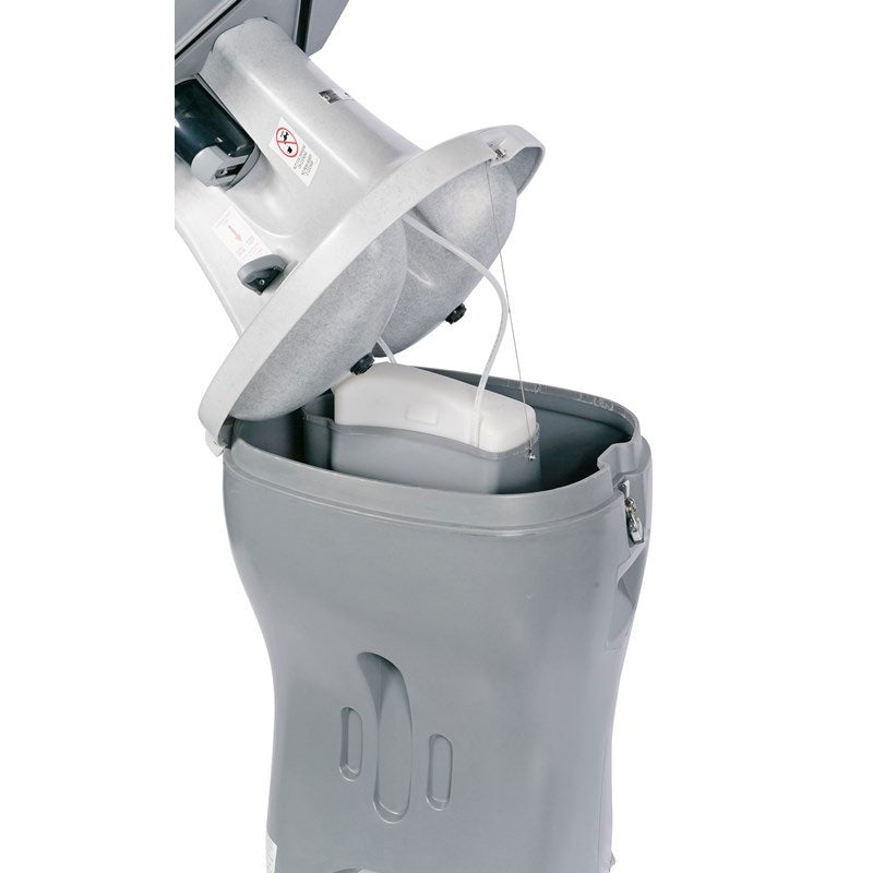 PolyJohn Mobile Hand Washing Station Dual Sink, BRA1-1000