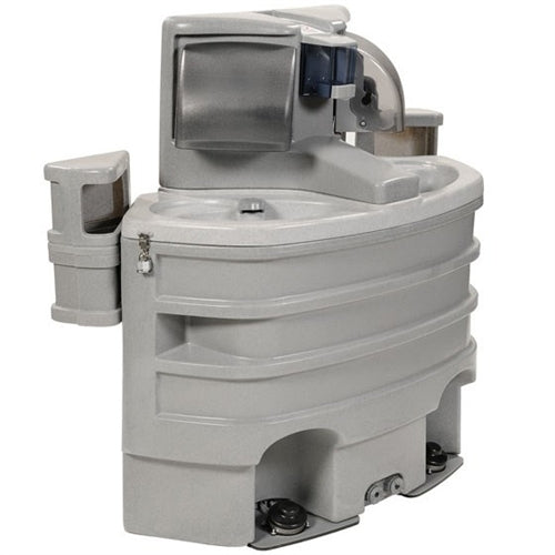 PolyJohn Portable Hand Washing Station w/ Vinyl Liner, Applause SK3-1000