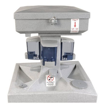 PolyJohn Portable Hand Washing Sink, 4 Users, PS14-1000