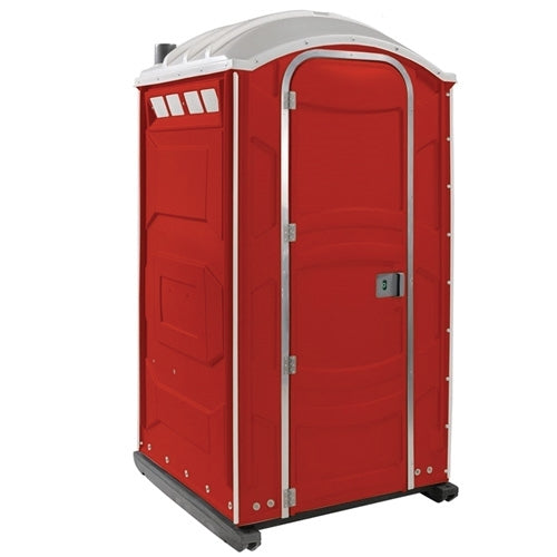 PolyJohn PJN3-FT02-1000-PSN1-1000 Portable Restroom w/ Recirculating Flush and Sink