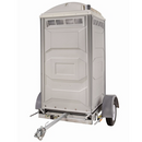 PolyJohn FS3-1000 Portable Restroom Single Trailer, TU01-1001