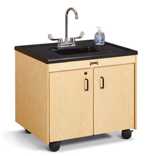 "Jonti-Craft 1370JC, 26"" Child Height Portable Sink, Plastic Sink Basin"