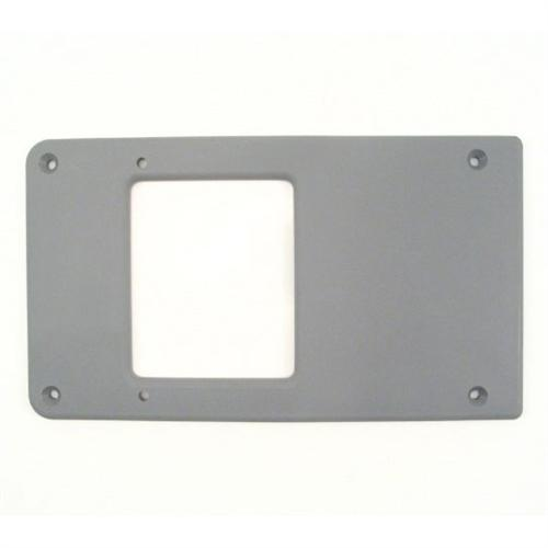 PolyJohn SG1-0031 Side Latch Cover Plate for PH01-0003