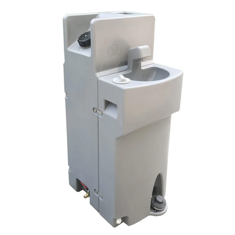MOBI Portable Hand Washing Sink, Heavy-Duty HDPE Plastic, Non-Heated - MOBI1-926, Replaced w/ the MOBI-2