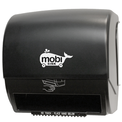 MOBI Electronic Hands Free Roll Towel Dispenser - MSPT-002