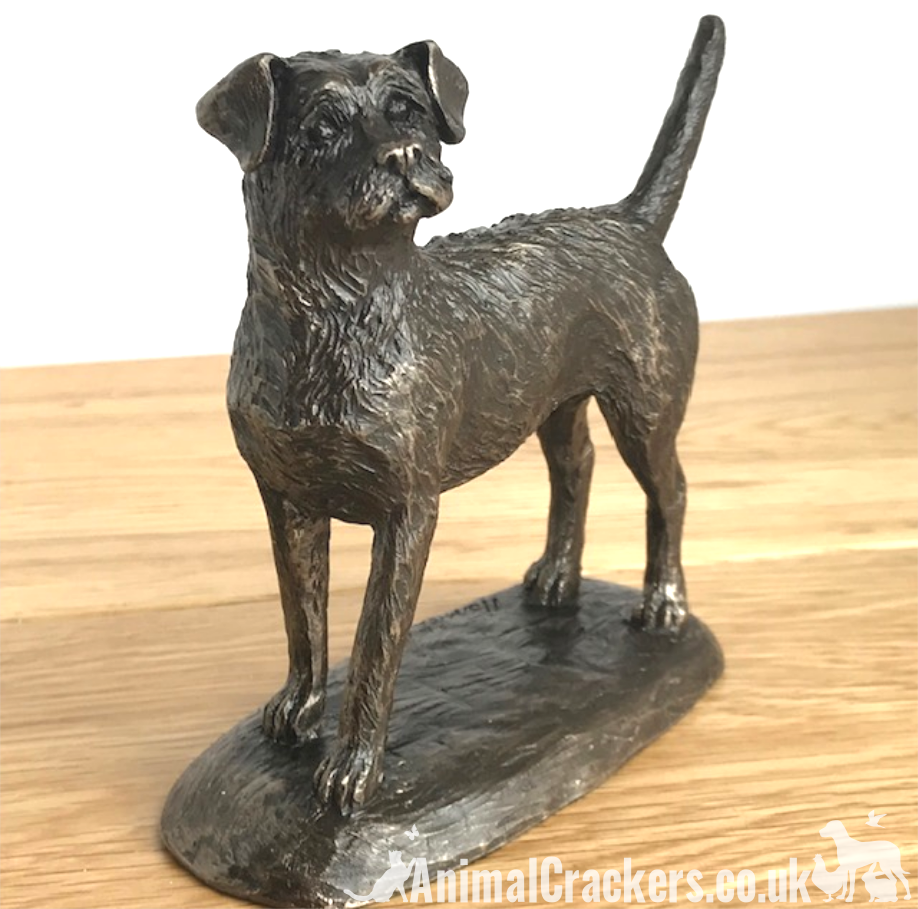 Bronze Whippet Sculpture Dogs Gifts Statue Figure Ornament Gift