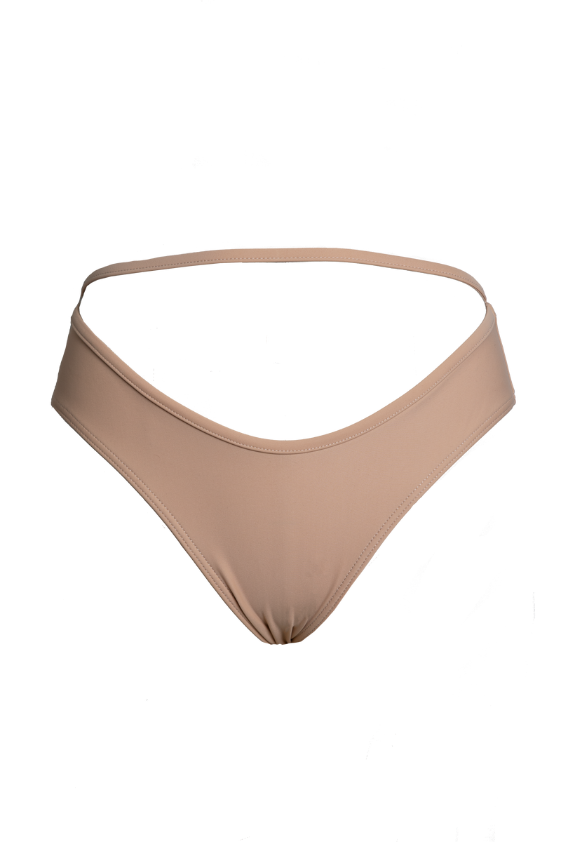 Bamboo Swim Brief in Sand