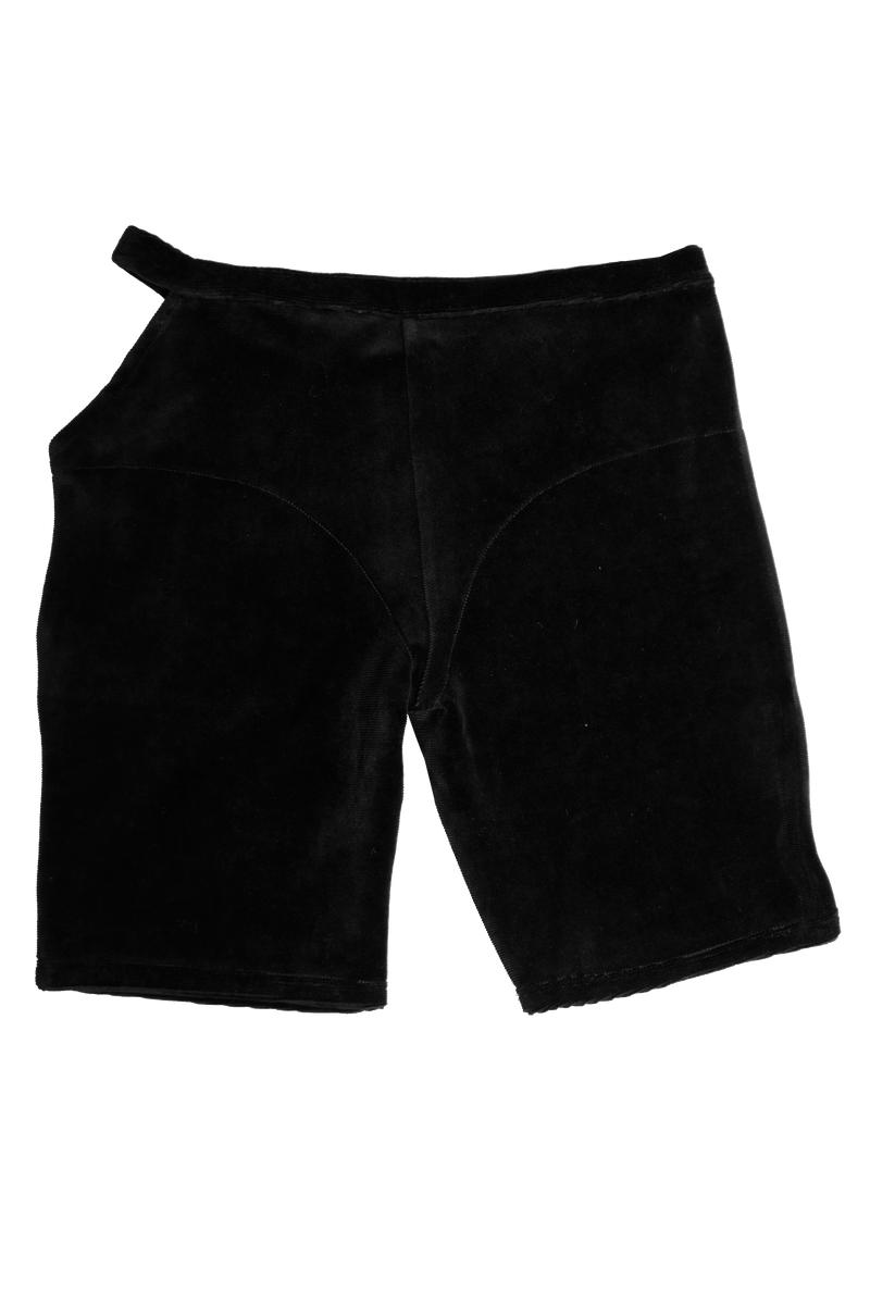 Game Shorts in Stretch Corduroy