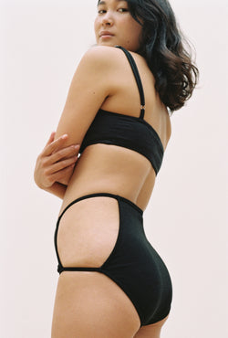 Saii Brief in Black