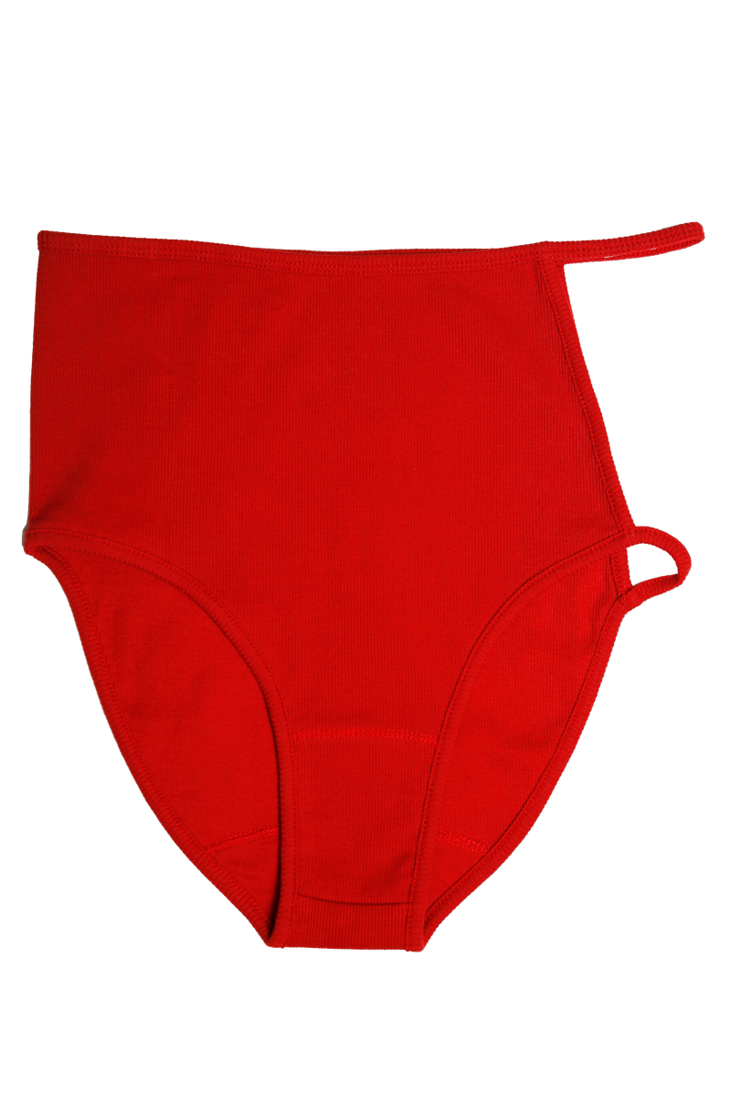 Saii Brief in Pomegranate