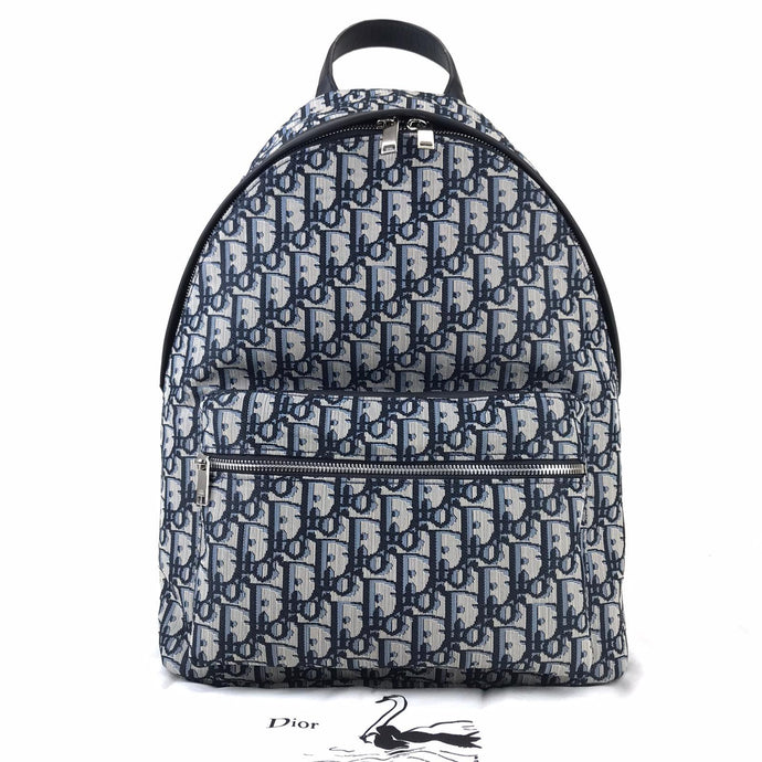CDR Rider Oblique Backpack Denim