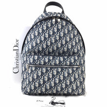 Load image into Gallery viewer, CDR Rider Oblique Backpack Denim