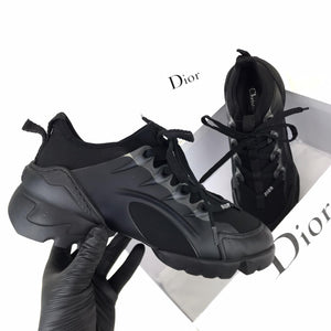 CDR D-Connect Sneaker Black
