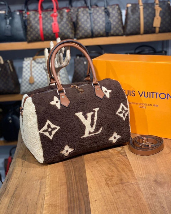 Louis Vuitton Handbag Plush