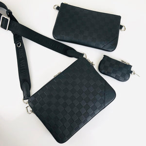 Louis Vuitton Trio Messenger
