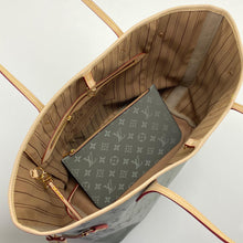 Load image into Gallery viewer, Neverfull MM Monogram Titanium