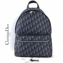 Load image into Gallery viewer, CDR Rider Oblique Backpack Denim Blue