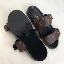 Load image into Gallery viewer, Bom Dia Flat Sandals