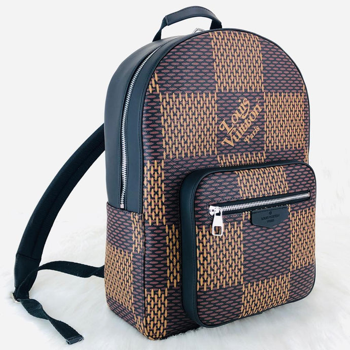 LV² COLLECTİON Josh Backpack