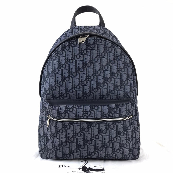 CDR Rider Oblique Backpack Denim Blue