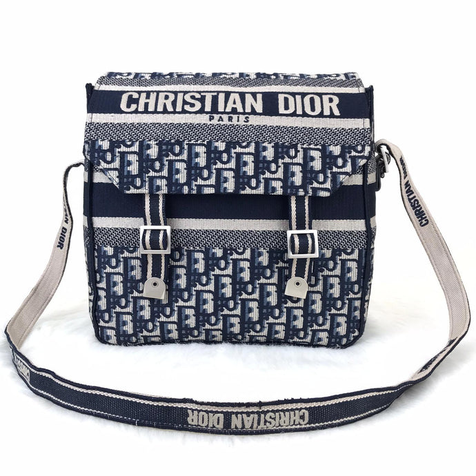 CDR Oblique Messenger Bag