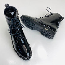 Load image into Gallery viewer, Christian Dior Rebelle Army Boots Women