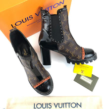 Load image into Gallery viewer, Louis Vuitton Star Trail Studded Boot
