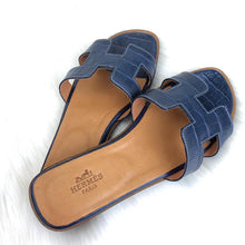 Load image into Gallery viewer, Oran Sandals Croco Genuine Leather(Color Options)