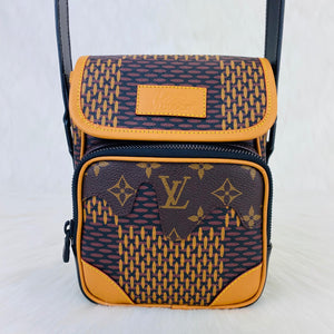LV² COLLECTİON Messenger Bag