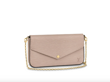 Load image into Gallery viewer, Felice Clutch Epi Pink