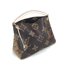 Load image into Gallery viewer, Artsy MM Bag Oversized Monogram