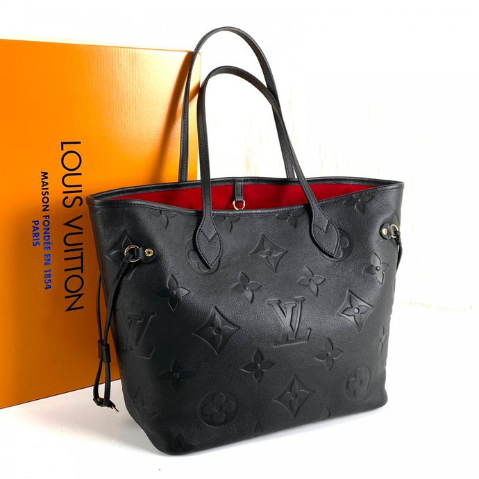 LOUİS VUİTTON NEVERFULL MM BLACK