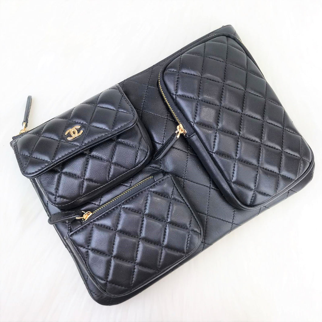CH Pouch Black