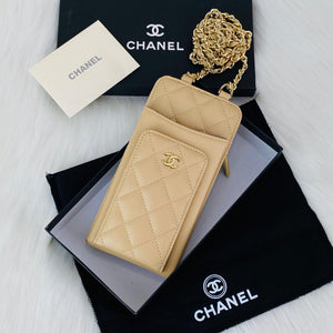 CH Wallet And Phone Case