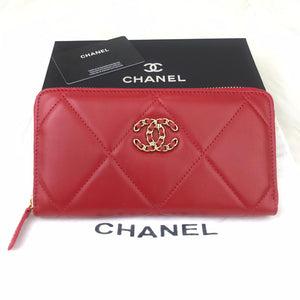 CH Model 19 Wallet Red
