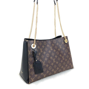 Surene MM Monogram Black