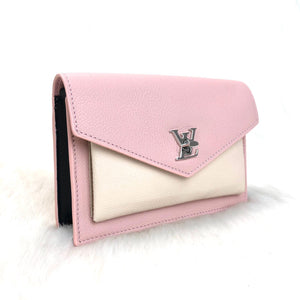 Pochette MyLockme Chain Leather