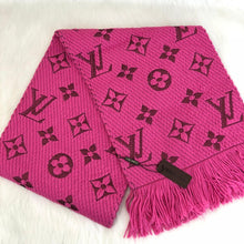 Load image into Gallery viewer, Logomania Monogram Scarf (Color Options)