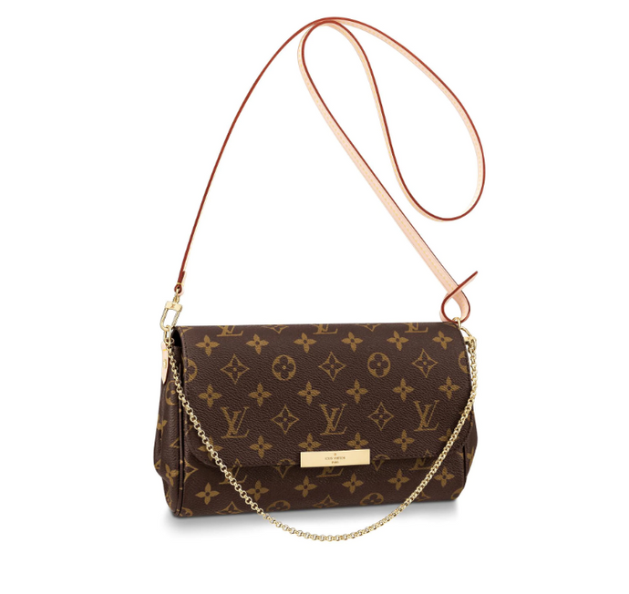 Favorite MM Monogram Canvas