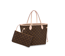 Load image into Gallery viewer, Neverfull MM Shoulder Bag Monogram Canvas