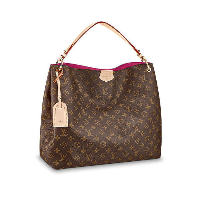 Graceful MM Monogram Canvas