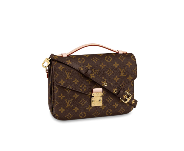 Pochette Metis Crossbody Bag Monogram Canvas
