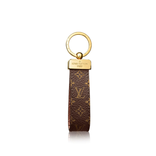 Dragonne Monogram Key Holder