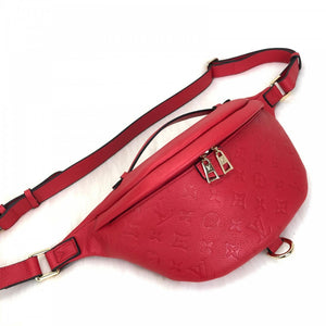Bumbag Monogram Empreinte Red