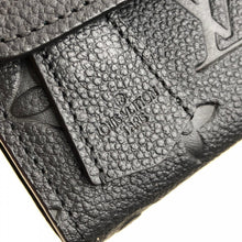 Load image into Gallery viewer, Pont-Neuf Wallet Monogram Empreinte Leather Black