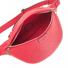 Load image into Gallery viewer, Bumbag Monogram Empreinte Red