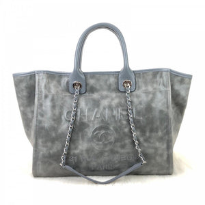 Glazed Deauville Tote Bag Smoke
