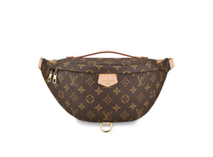 Bumbag Monogram Canvas