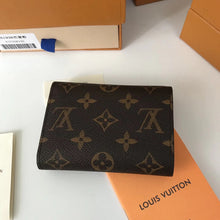 Load image into Gallery viewer, Victorine Wallet Monogram Canvas