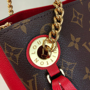 Surene MM Monogram Red